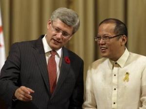 Philippines mua vũ khí của Canada bảo vệ lãnh hải