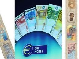 Đồng tiền euro mới sẽ được phát hành giữa 2013