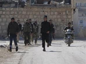Phe đối lập ở Syria nhất trí thống nhất lực lượng