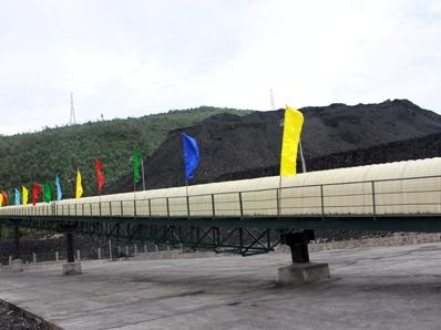 Khánh thành hệ thống cấp than cho nhà máy nhiệt điện Mạo Khê
