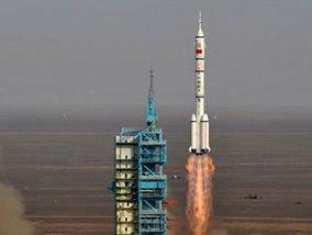 Trung Quốc phóng tàu vũ trụ Thần Châu-10 vào năm 2013