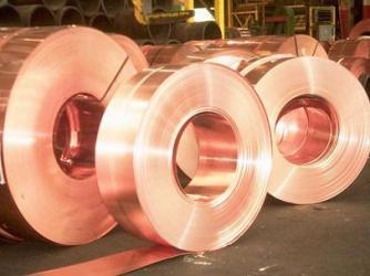Nhập khẩu đồng và quặng sắt Trung Quốc giảm mạnh trong tháng 10