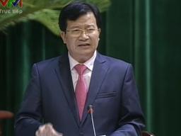 Bộ trưởng Xây dựng bị đại biểu truy trách nhiệm trong sai phạm tập đoàn Sông Đà