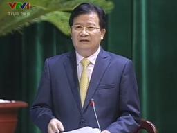 Chủ tịch Quốc hội yêu cầu hứa thị trường bất động sản ấm lên cuối 2013