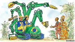Brazil tăng cường đầu tư vào châu Phi