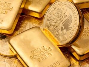 Giá vàng xuống dưới 1.725 USD/oz tại châu Á