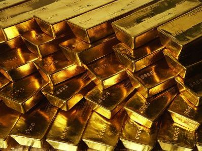 Vàng giao dịch dưới 1.725 USD/oz do lo ngại Hy Lạp