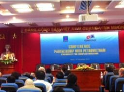 PetroVietnam kêu gọi đầu tư từ châu Âu