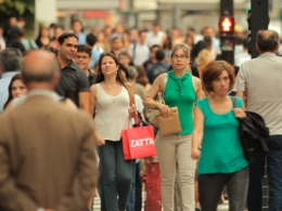 Tầng lớp trung lưu khu vực Mỹ Latinh tăng mạnh