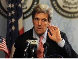 Ông Obama cân nhắc bổ nhiệm John Kerry làm bộ trưởng quốc phòng