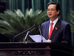 Thủ tướng: Cuối năm 2015 giảm tỷ lệ nợ xấu về 3-4%