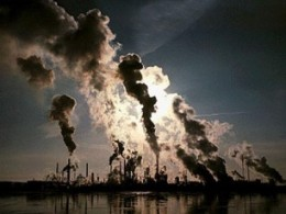 Lượng khí nhà kính toàn cầu tăng kỷ lục trong 2011