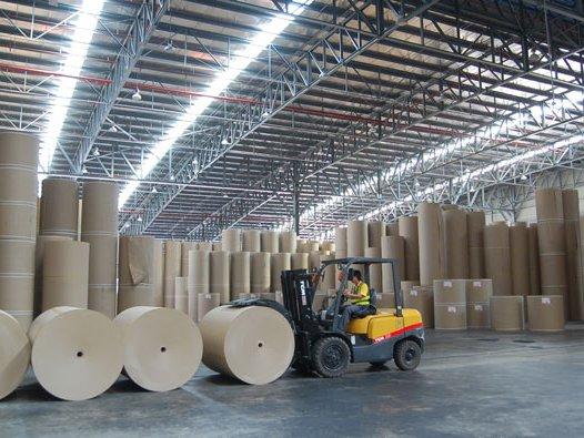 Nhà máy giấy lớn nhất Việt Nam lùi thời gian hoạt động đến cuối năm 2013