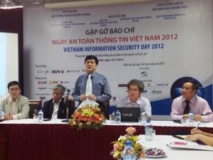 Sắp công bố thực trạng an toàn thông tin Việt Nam