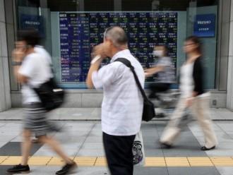 Chứng khoán châu Á giảm mạnh lo ngại