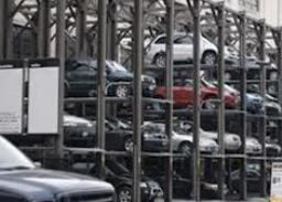 Hà Nội xem lại hiệu quả bãi đỗ xe cao tầng