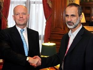 Anh có thể tăng cường ủng hộ liên minh đối lập Syria