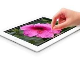 Doanh số iPad tăng gần gấp đôi trong quý III tại Trung Quốc