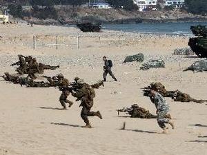 Hàn Quốc chuẩn bị tập trận trên đảo Yeonpyeong