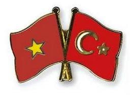 Việt Nam và Thổ Nhĩ Kỳ có kim ngạch hai chiều đạt 950 triệu USD sau 9 tháng