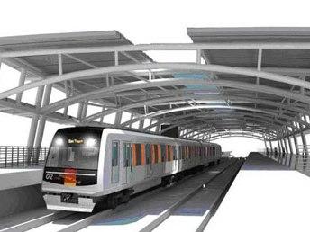 Tây Ban Nha giảm 300 triệu USD vốn vay cho dự án tàu điện ngầm số 5 tại TPHCM