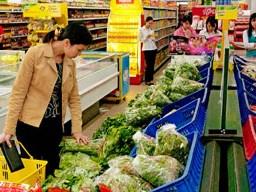 CPI Hà Nội tháng 11 tăng 0,22%