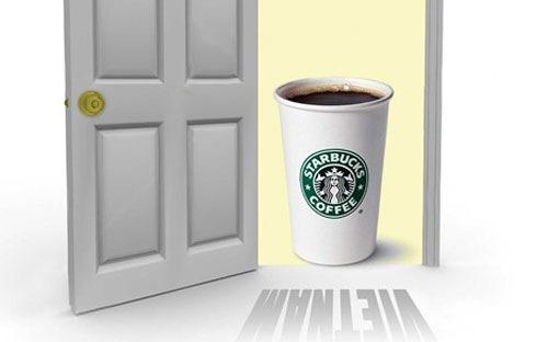 Starbucks Coffee chính thức có mặt tại Việt Nam vào tháng 12