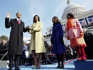 Mỹ lo âm mưu tấn công trong lễ tuyên thệ của tổng thống Obama