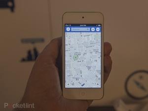Ứng dụng Maps của Nokia cho iOS vượt Google