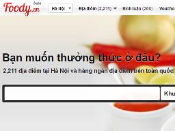 CyberAgent đầu tư vào dịch vụ ăn uống Foody