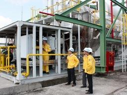 GAS: Công ty Khí Cà Mau đã hoàn thành kế hoạch cả năm sau 11 tháng