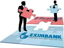 Sáp nhập Eximbank và Sacombank có thể không chỉ là đồn đoán