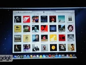 Gian hàng trực tuyến iTunes 11 sắp được ra mắt