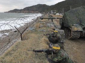 Triều Tiên cảnh báo nã pháo vào đảo Hàn Quốc