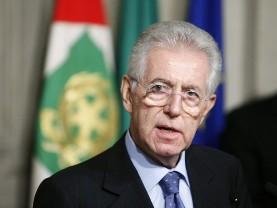 Ông Monti không thể tranh cử nhiệm kỳ 2 chức thủ tướng Italia