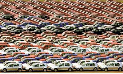 Giới ngân hàng và doanh nghiệp ô tô đang xích lại gần nhau