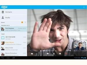 Skype 3.0 ra mắt, hỗ trợ máy tính bảng Android