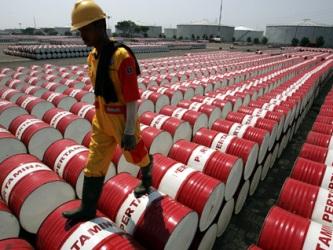 IEA: Trung Quốc ngừng dự trữ dầu chiến lược