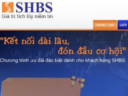 SHBS được UBCK chấp thuận tăng vốn lên 350 tỷ đồng