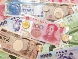 Các đồng tiền châu Á đồng loạt tăng