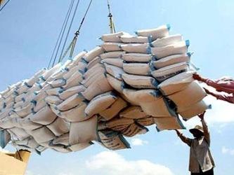 Thiếu hợp đồng xuất khẩu gạo gối đầu trong quý I/2013