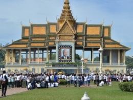 Campuchia công bố ngày hỏa táng cựu vương Nodorom Sihanouk