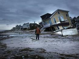 Thành phố New York thiệt hại tới 42 tỷ USD vì bão Sandy