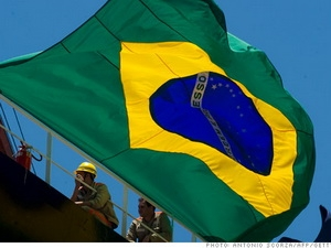 Brazil đang là điểm đến hấp dẫn của nhà đầu tư nước ngoài