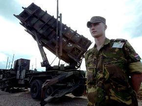 NATO sắp triển khai tên lửa ở Thổ Nhĩ Kỳ đối phó với Syria