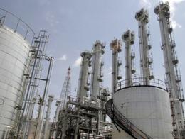Iran đẩy mạnh làm giàu uranium với cường độ cao
