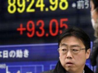 Chứng khoán châu Á tăng do Nhật Bản kích thích kinh tế