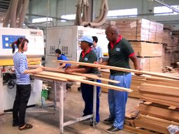 TTF có đơn hàng xuất khẩu 60 triệu USD thực hiện đến tháng 9/2013