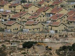 Israel đẩy mạnh xây dựng các khu định cư tại Bờ Đông và Tây Jerusalem