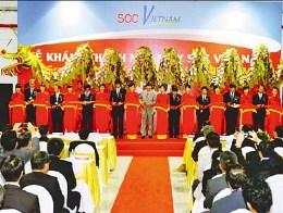 Hơn 60 triệu USD xây nhà máy sản xuất pin sạc tại Việt Nam